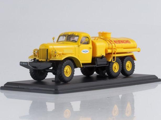 Модель 1/43 Грузовик ЗИЛ-157 АЦ-4,3 Фирма SSM