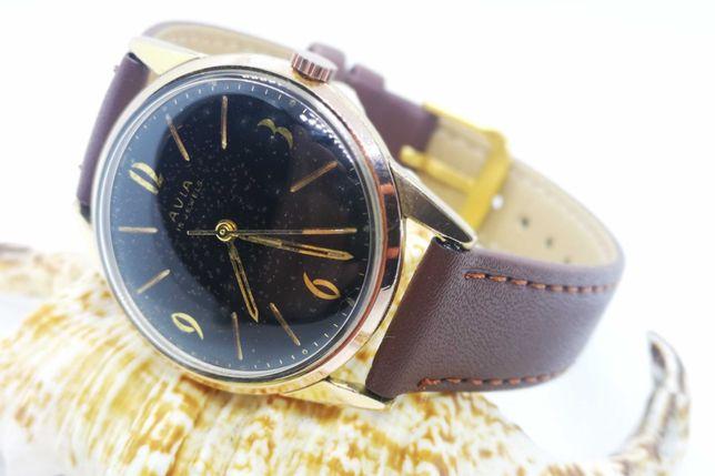 Relógio de corda AVIA (Cal. FHF 73) - 17Rubis - 33mm -  Swiss Made