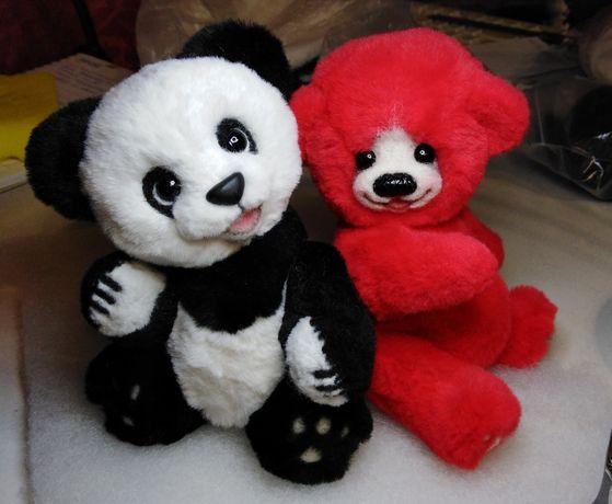 Мягкая игрушка панда ручной работы. Тедди мишки на выбор.