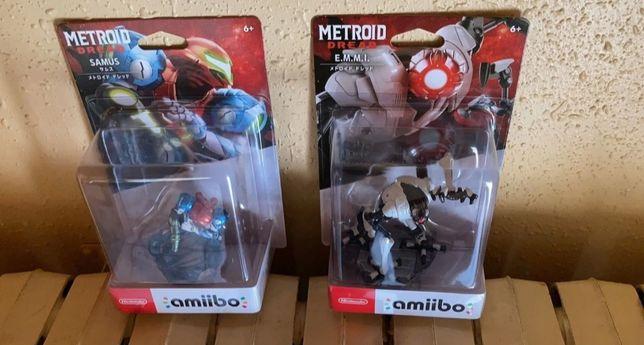 Amiibo Metroid Dread Japão