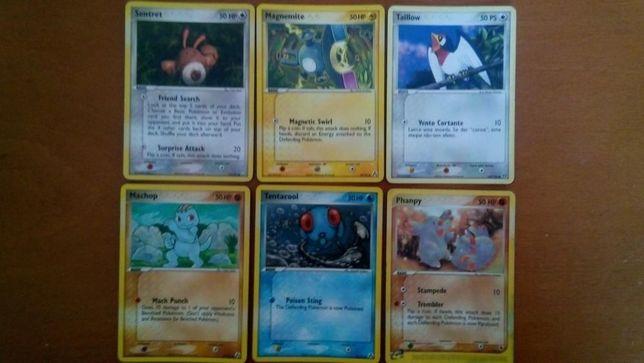 Cartas Pokemon bom preço
