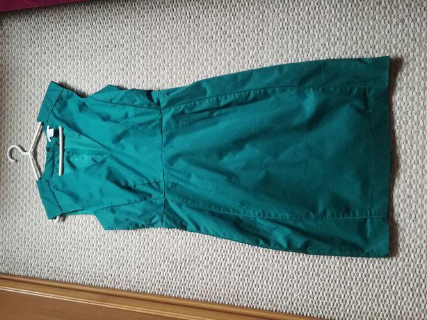 Sukienka butelkowa zieleń rozmiar 40