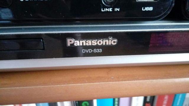 DVD Panasonic sprawne 100%