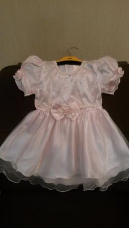 Нарядное платье, новогодний костюм феи, принцессы 3-5 лет + подарок