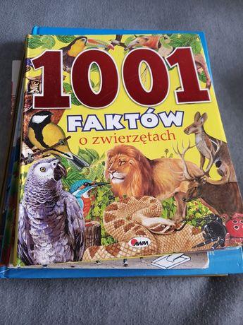 101 faktów o zwierzętach