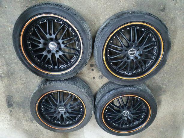 Koła czujniki Hyundai I40 Ceed Optima 225/45/18 Bridgestone Turanza