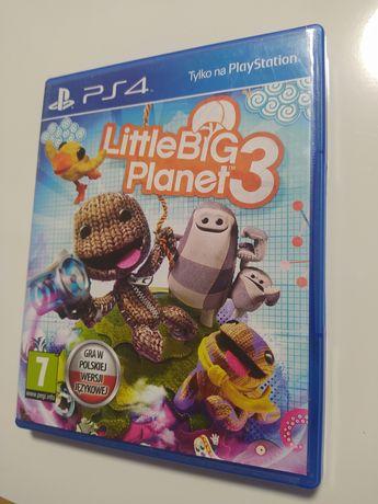 Gra Little Big Planet 3 ps4 PlayStation 4