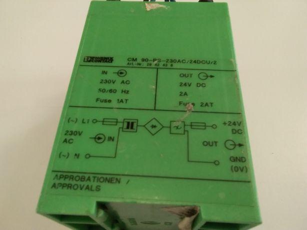 Zasilacz phoenix contact cm 90 ps-230AC/24DC/2A