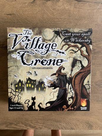 The Village Crone gra planszowa gry planszowe gra karciana wymienię