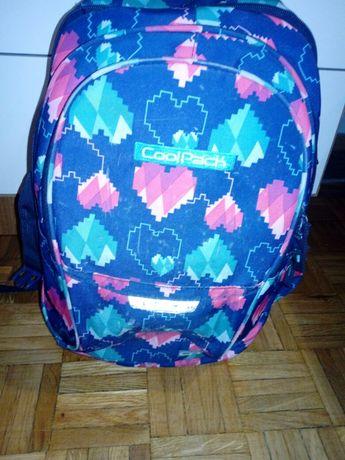 Plecak coolpack szkolny