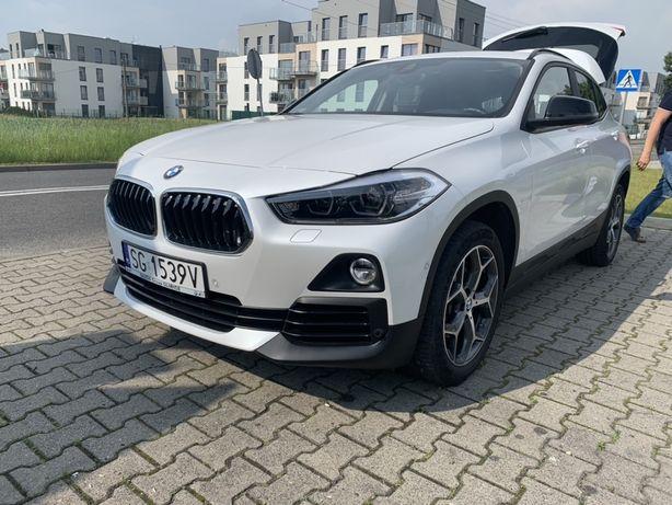 BMW X2 sDrive18 150KM Automat wynajem Długoterminowy z WYKUPEM bez BIK
