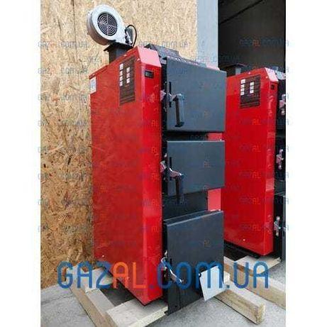 Твердотопливный котел длительного горения KRAFT S 15 кВт в Днепре