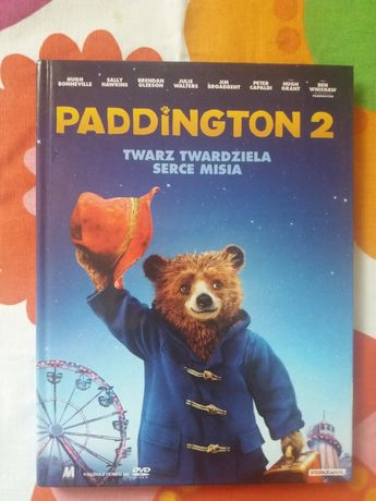Nowy Paddinton 2 dvd