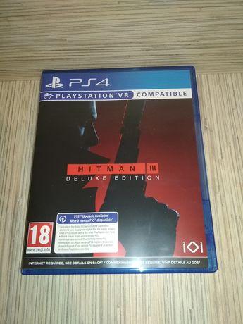 [Tomsi.pl] Hitman 3 +DLC Deluxe Edition ANG PS4 PS5 PlayStation 4 5