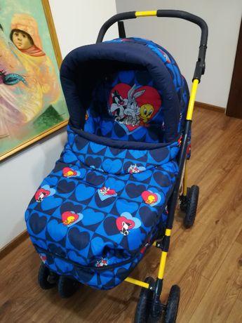 Wózek dziecięcy 2w1 Hauck Georgia 6 nowy powystawowy