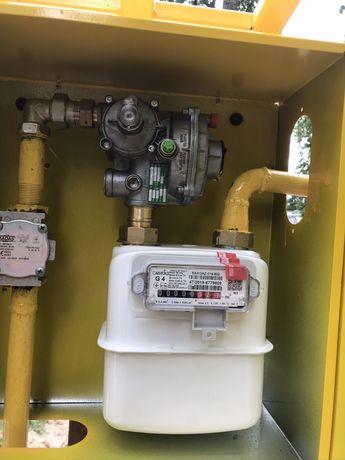 Регулировка регулятора тиску газу