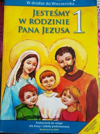 Podręcznik do Religii jesteśmy w rodzinie Pana Jezusa