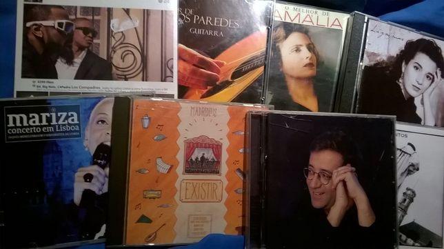 CDs Musica Portuguesa