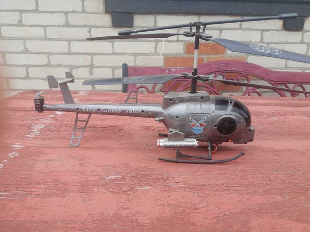 Вертолёт на радио управлении