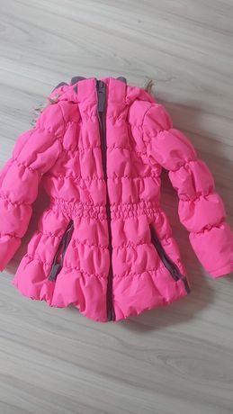 Kurtka zimowa dla dziewczynki roz. 104