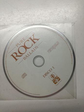 Pure Rock Ballads Disco 1