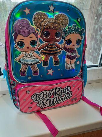 Рюкзак в школу для модницы