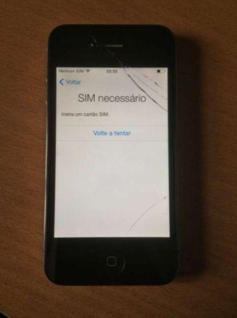 IPhone 4S - Desbloqueado