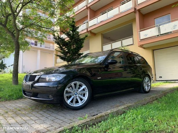 BMW 320 d Touring Exclusive