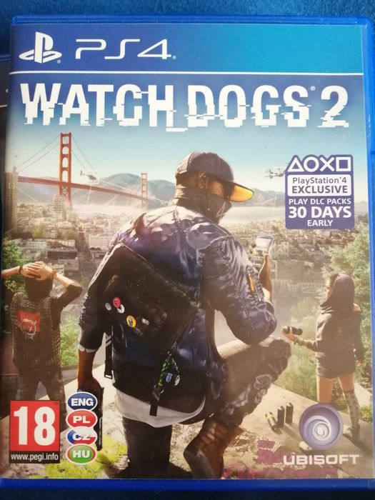Watch dogs 2 ps4 Katowice - image 1