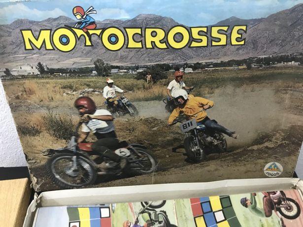 Jogo antigo - Moto Cross