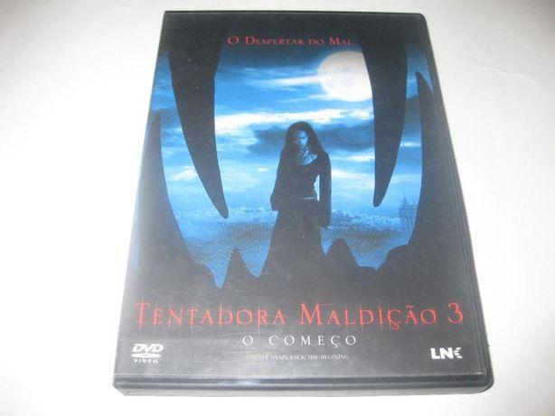 """DVD """"Tentadora Maldição 3"""" Portes Grátis/Raro"""