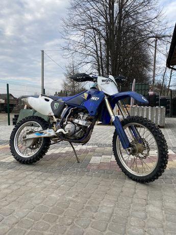 Yamaha 250 4-т Кросовий