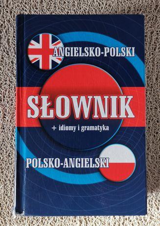 Angielski Słownik + idiomy i gramatyka ang - pol pół - ang Harald G