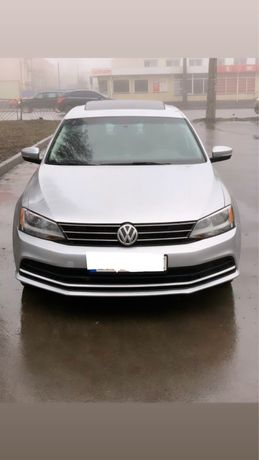 Volkswagen Jetta SE 2015