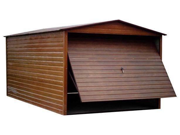 Garaż Blaszany Blaszak Wzmocniony 3x6 4x6 5x6 6x6 Garaże Wzmocnione !