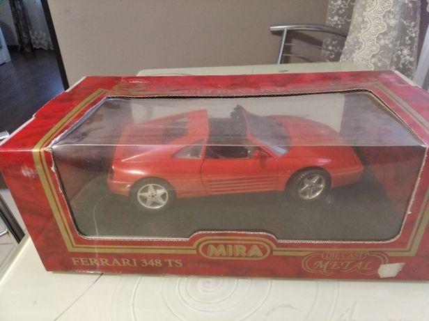 модель 1.18 Ferrari