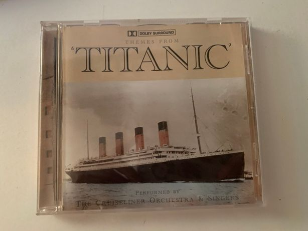 CD original Titanic