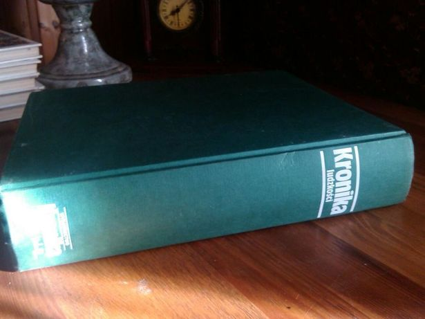 Kronika ludzkosci- stara encyklopedia