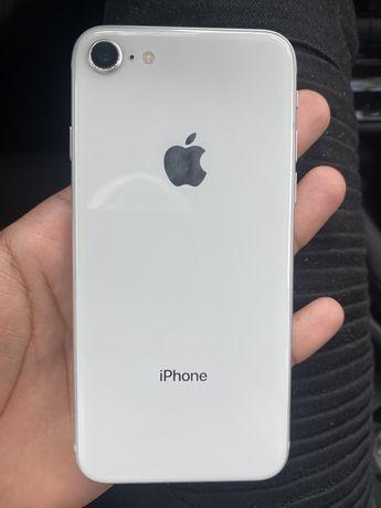 Iphone 8 64gb bateria 100% pra agora
