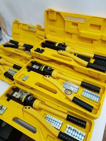 Гидравлический ручной опрессовочный инструмент Пресс гидравлический