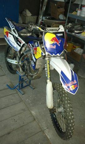 Yamaha yz250f 2010 rok