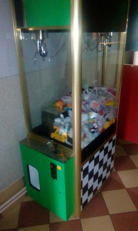 Łapa Szczescia Automat