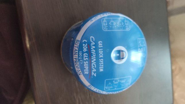 Картридж газовый Campingaz C206 GLS Super