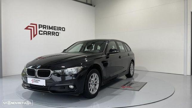 BMW 318 d Touring GPS 150cv