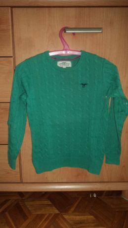 KappAhl Hampton Republic 134 140 cm sweter