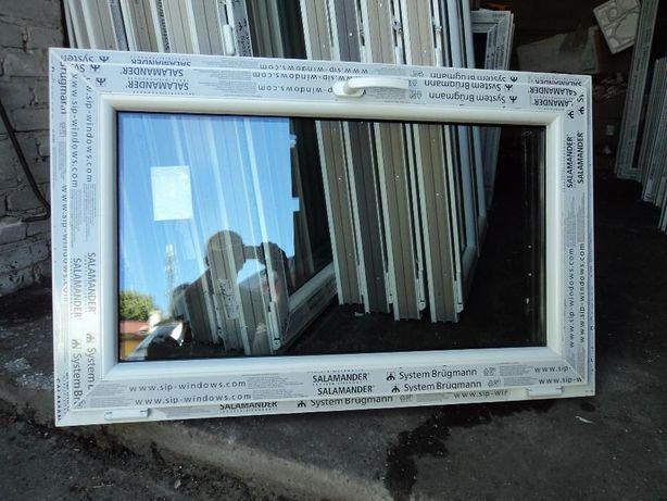 Okna pcv nowe sz1165x835w