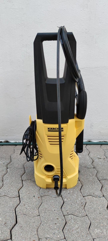 Lavadora de Alta Pressão - Karcher 1400w, 110bar (Nova)