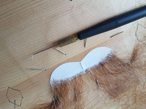 Zestaw do robienia wąsów