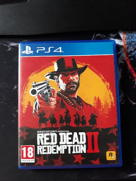 Red dead redempiton 2 ps4