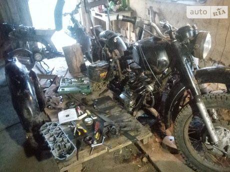 Разборка мотоциклов К-750 и МТ запчасти